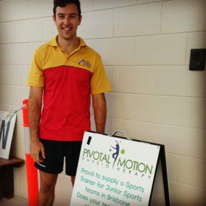 sports trainer Brisbane
