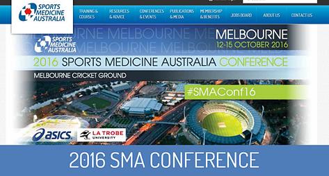 2016 SMA conference