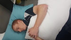 Sidelye sleeping