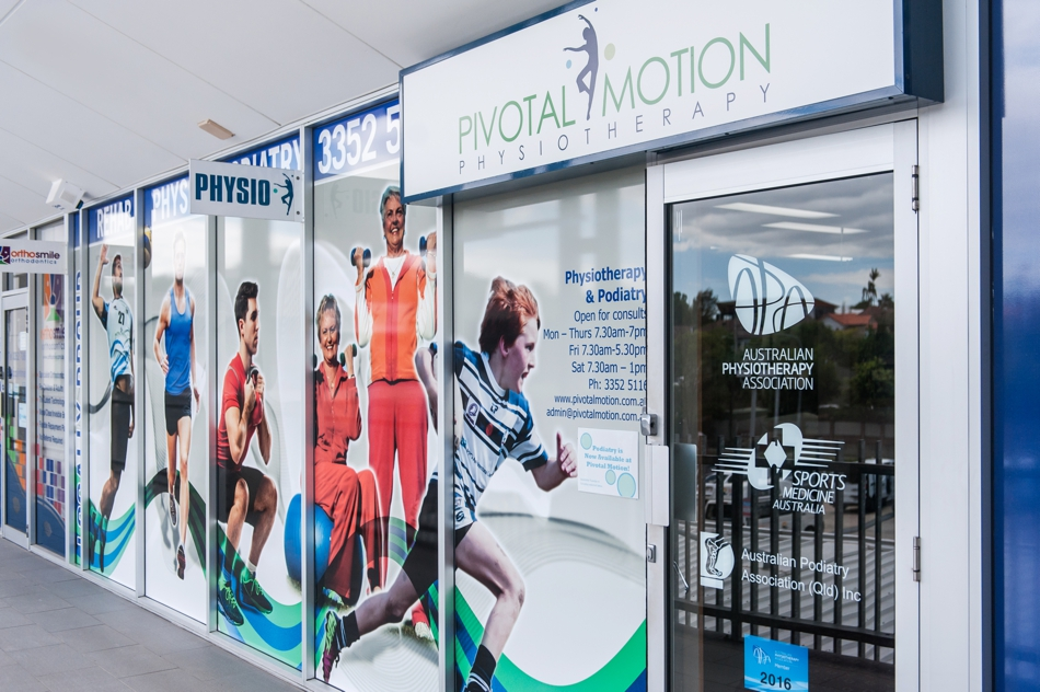 NM PivotalMotion Sign Newmarket