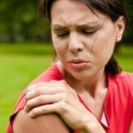 shoulder dislocation physio Newmarket