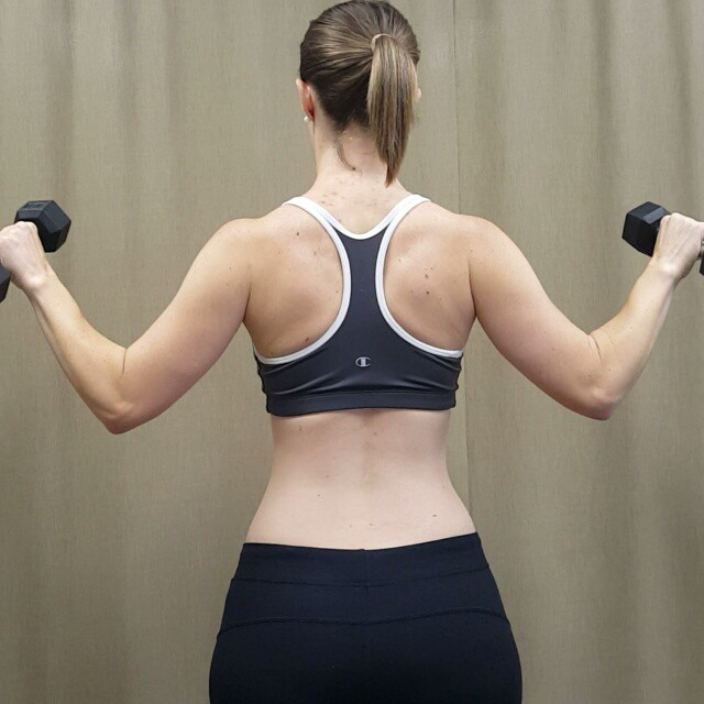 Shoulder and scapular exercise