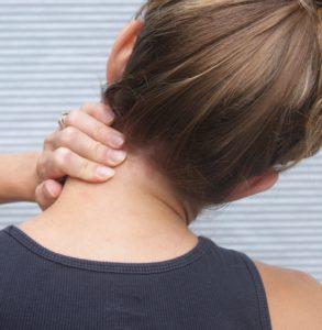 Wry neck pain