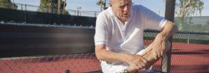 banner hip knee pain