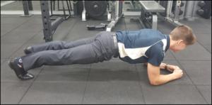 Plank North Brisbane Physio