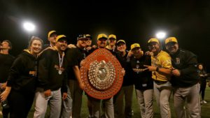 Brisbane Bandits Baseball Side Physio Wilston