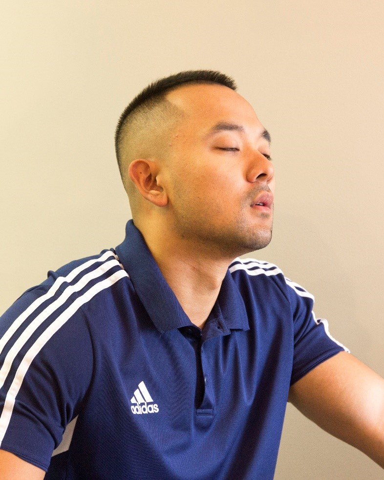 Newmarket Physiotherapist Arsenio Redoblado Pivotal Motion Physiotherapy