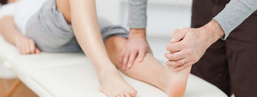 Hands on Physio treatment - Bones of the foot blog featured image