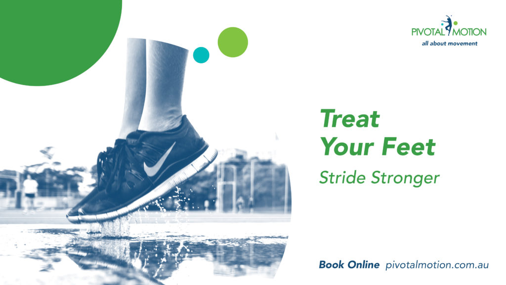 Learn the importance of foot health with your Brisbane physiotherapist