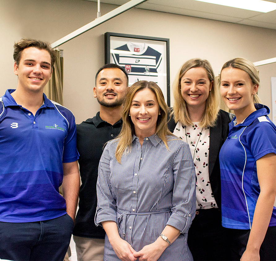 pivotal motion physio brisbane team featured