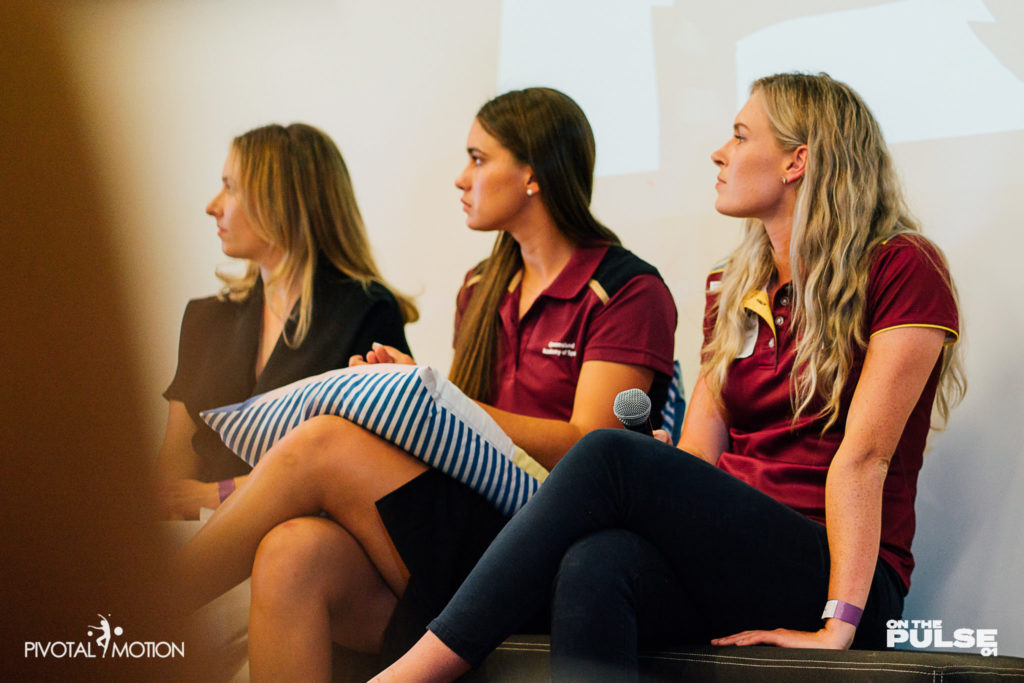 victoria carthew women in sport on the pulse pivotal motion
