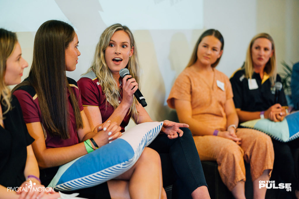 victoria carthew women in sport on the pulse pivotal motion holly ferling