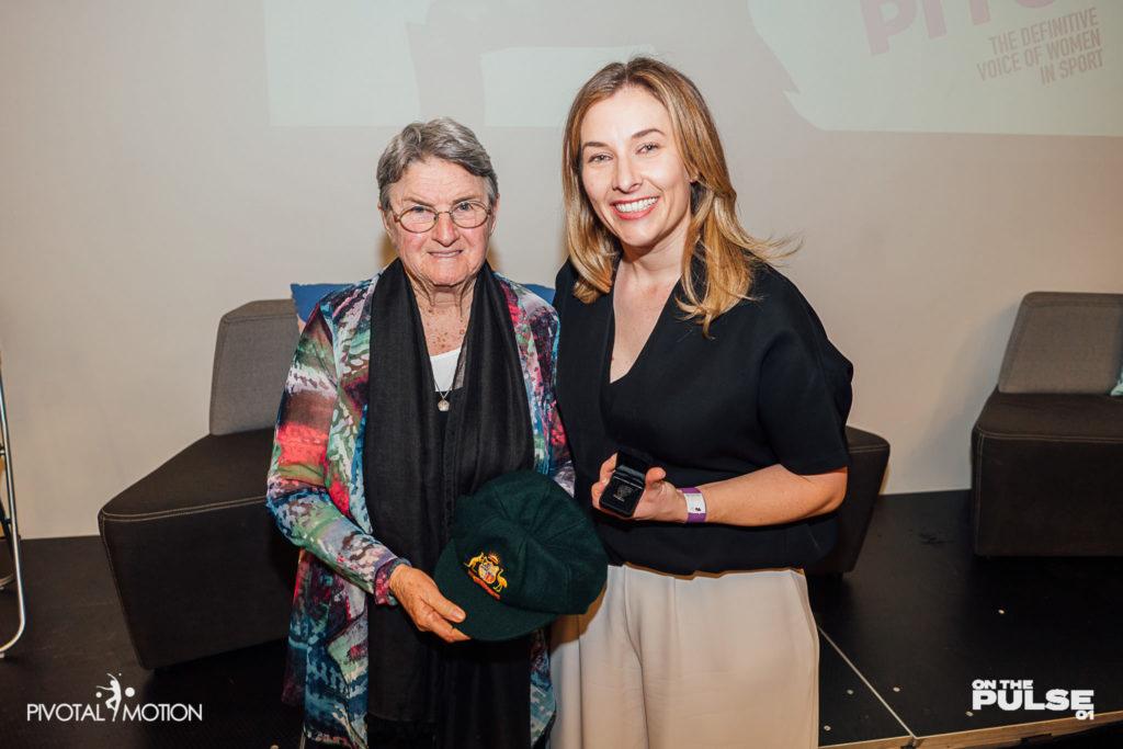 victoria carthew women in sport on the pulse pivotal motio