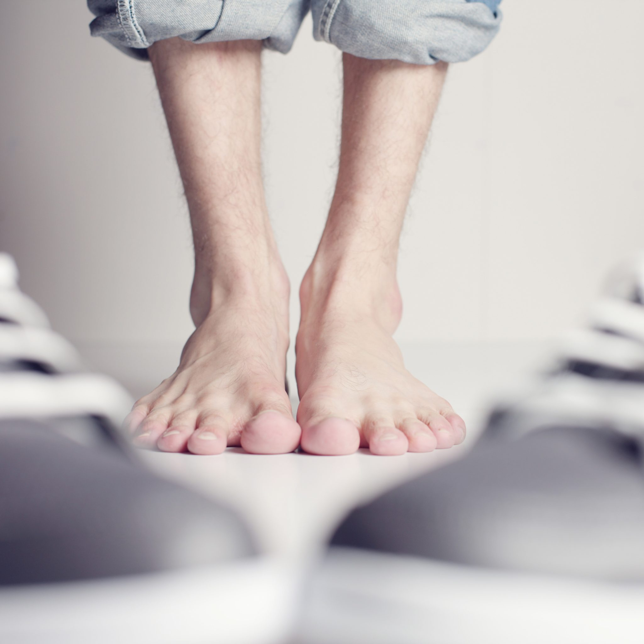 Foot wound management | Featured image for winter foot care tips.