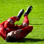 adult athlete cramps