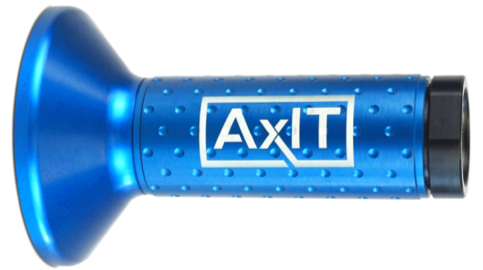 AxIT system front.