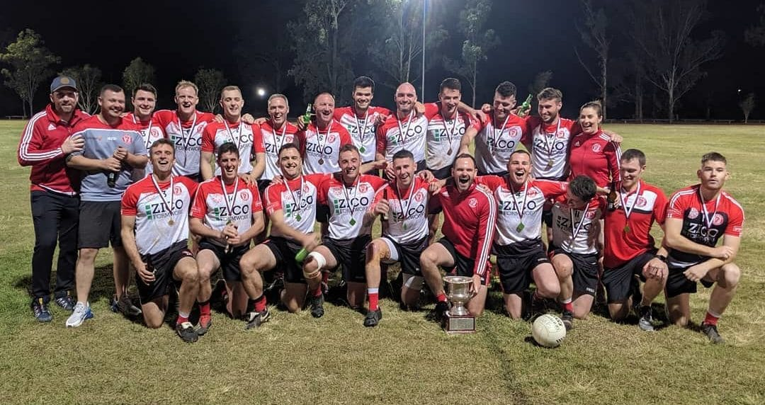 Brisbane Harps Gaelic Football