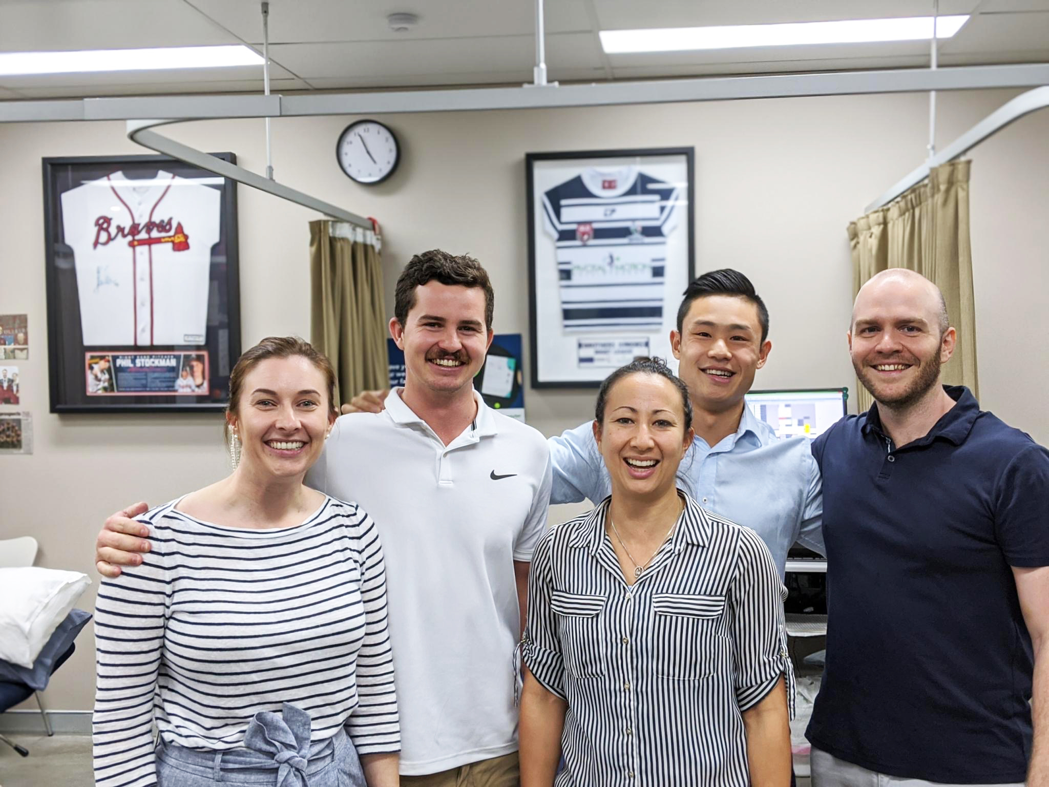 Pivotal Motion Physiotherapy Brisbane Team