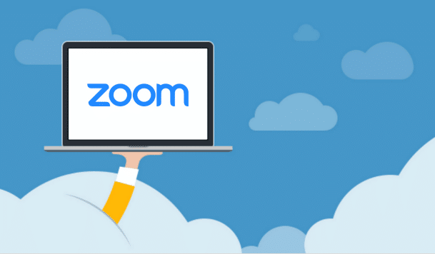Zoom Banner Image - Zoom is one of the tools we can use to keep in touch since we're all in this together
