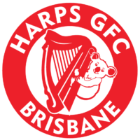 Harps GFC Brisbane logo