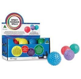 Large spiky massage balls