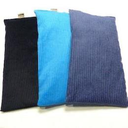 Blue wheatbags